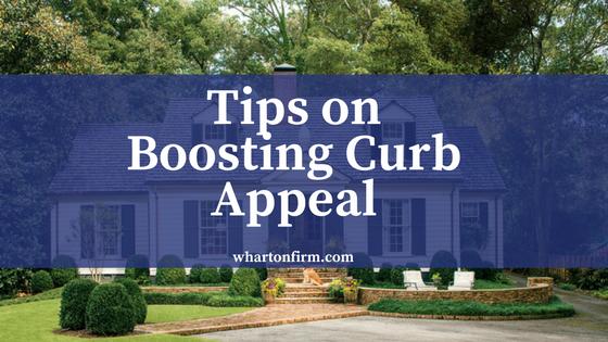 Boosting Curb Appeal